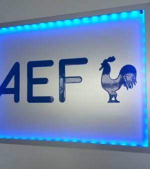 Enseigne Ateliers Electriques de France