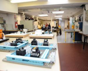 Salle systemes de mesure CFA Delépine 2