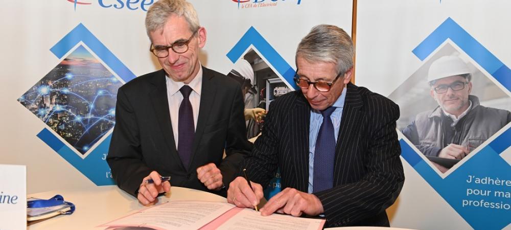 Signature convention BTS Technico-commercial entre le lycée PSH et le CFA Delépine (bandeau))